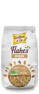 Flakes avoine 250g