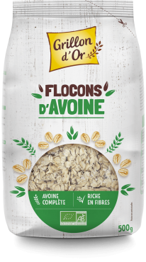 Flocons d_avoine 500g