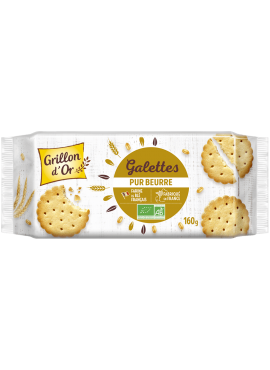 Galettes pur beurre 160g